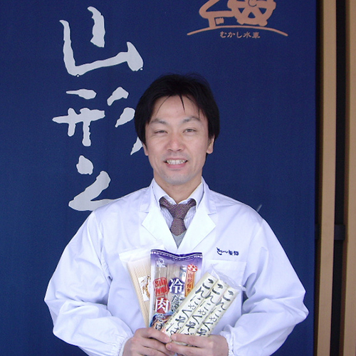 専務取締役:酒井昌夫