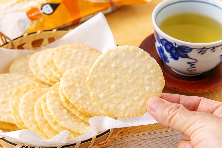 オランダせんべい – 酒田米菓