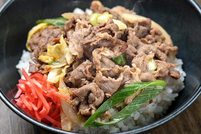 義経焼(味噌タレのジンギスカン) – なみかた羊肉店