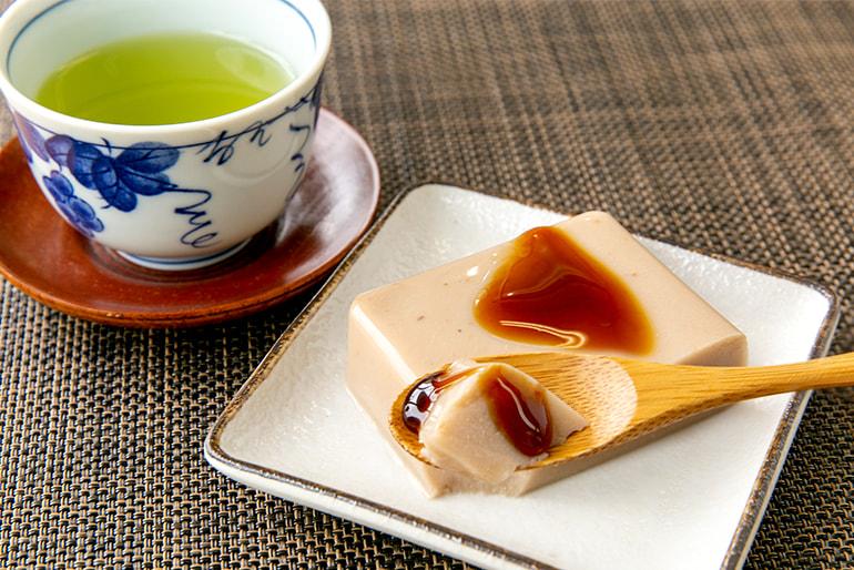 くるみどうふ・ごまどうふ・だだちゃ豆どうふ – ヤマコン食品