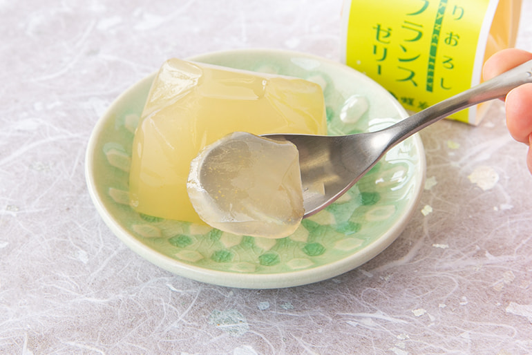 すりおろしゼリー – 御菓子処 蝶谷