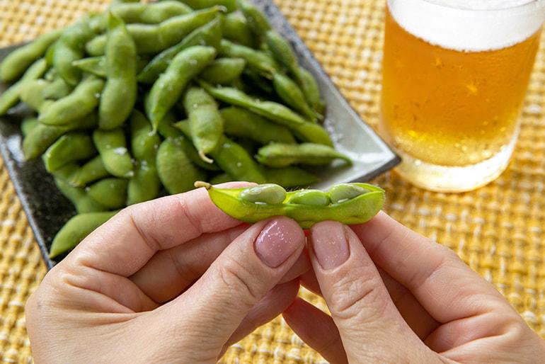 山形県産 殿様のだだちゃ豆(冷凍) – JA鶴岡