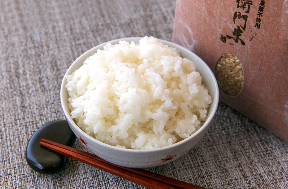 予約注文:令和3年度米 山形県産 自然栽培米ササシグレ