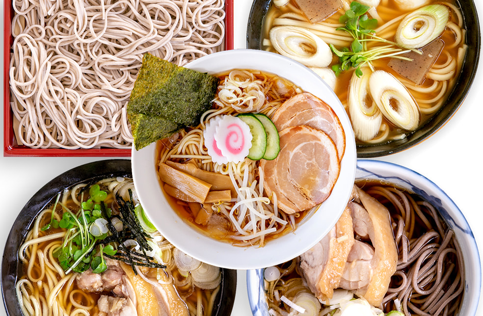 山形ご当地麺セット
