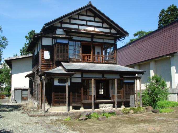 大石田町立歴史民族資料館