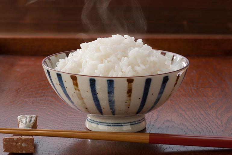「美しさ」と「美味しさ」を兼ね備えたお米
