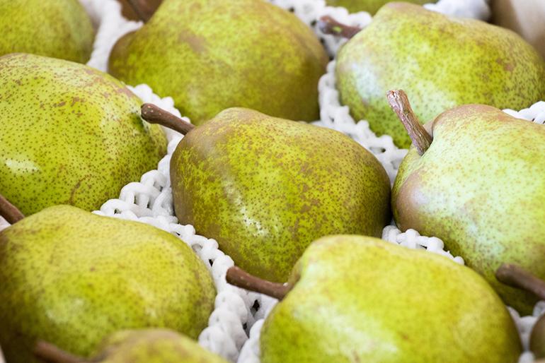 山形農縁の上質な果物を100%ジュースに