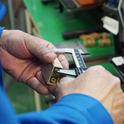 木材の特性を熟知!緻密な加工