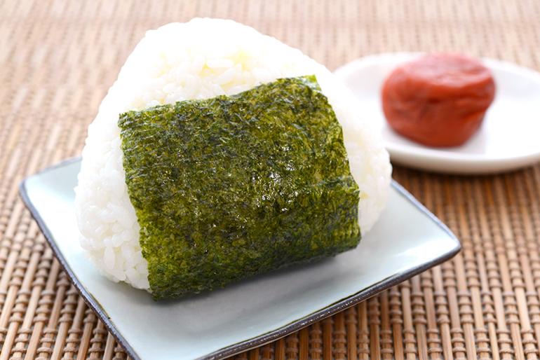お寿司やおにぎり、お弁当にも最適です!