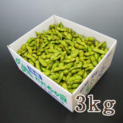 山形県 白山産 枝豆 だだちゃ豆 3kg