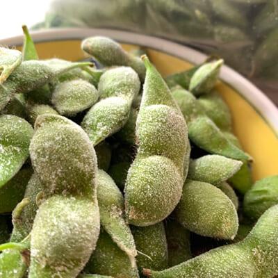 「だだちゃ豆」のおいしさを冷凍保存