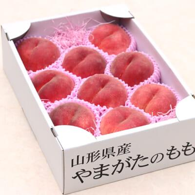 甘くてジューシーな桃は贈り物にも最適