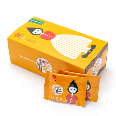 ギフトBOXオランダちゃん(個包装2枚入×20袋)