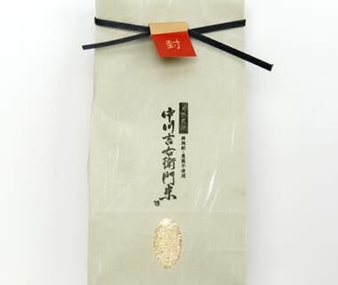 予約注文:令和3年度米 山形県産 自然栽培米 亀の尾