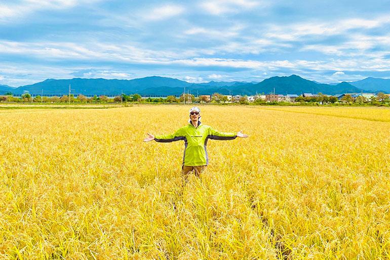 農薬・肥料を使わずに育てる自然栽培米