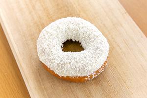 7.有機ココナッツとホワイトチョコ