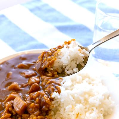 噛むたびに口いっぱいに広がる、お米の旨み
