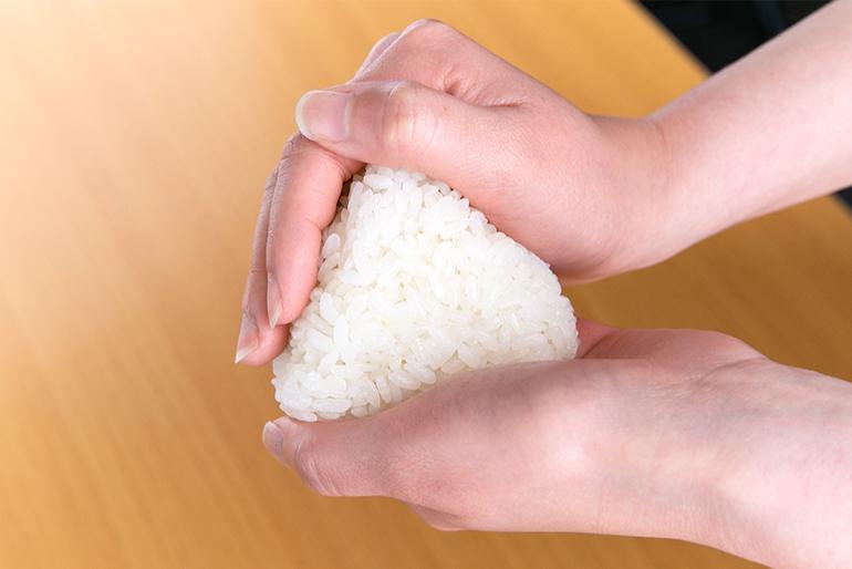 冷めても美味しい!塩むすび用のブレンド米