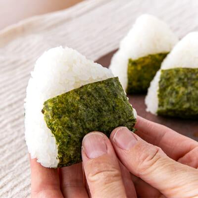 米一粒一粒がしっかりしていて、ほどけるような食感