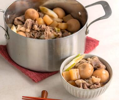 山形名物 芋煮セット