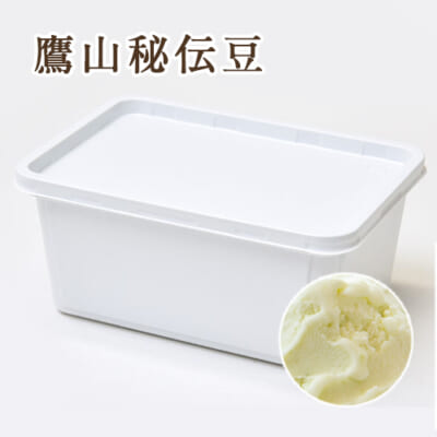 ジェラート 鷹山秘伝豆 1バット