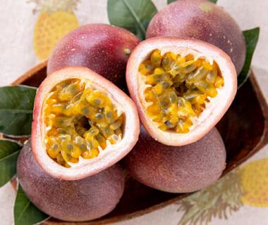 山形県産パッションフルーツ