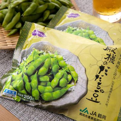 山形県産 殿様のだだちゃ豆(冷凍)