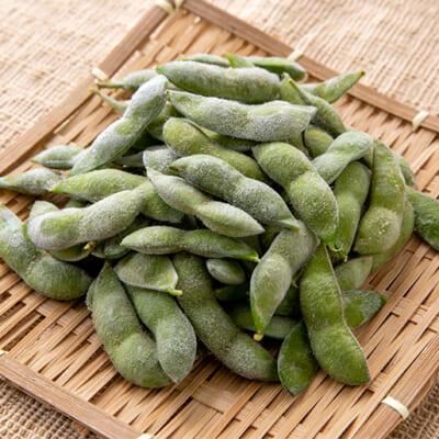 旬のだだちゃ豆の美味しさを冷凍でストック!