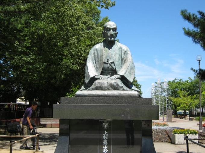 米沢を代表する稀代の名君・上杉鷹山